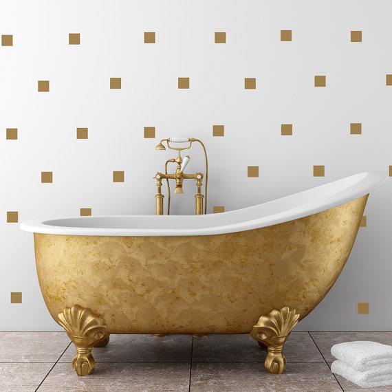 Brass tub