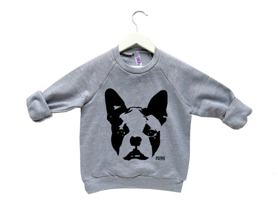 Boston Terrier #monofacesochildren - cupcakesandwildponies