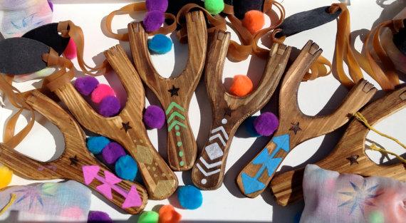 wooden slingshots #woodentoys - cupcakesandwildponies