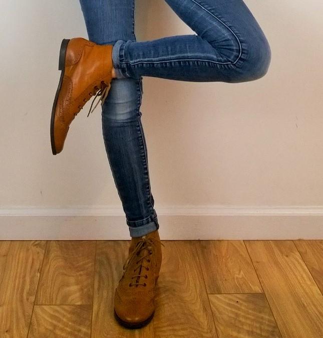 #fashionfindsfriday #topshop #brogueankleboots cupcakesandwildponies