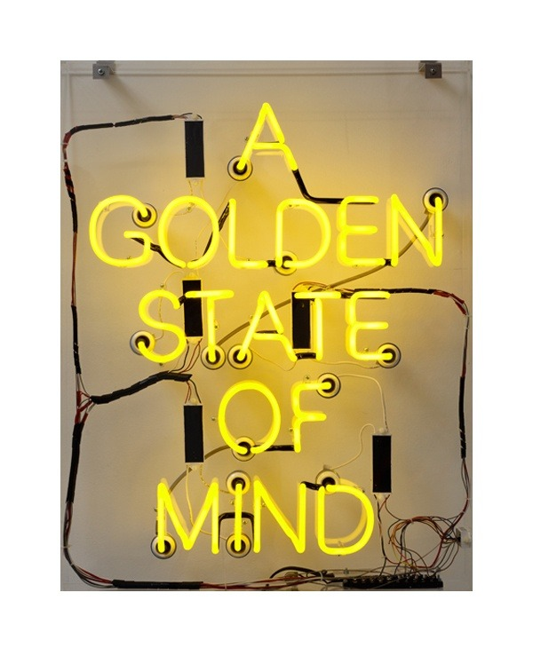 A GOLDEN STATE OF MIND #yellow #colorinspiration
