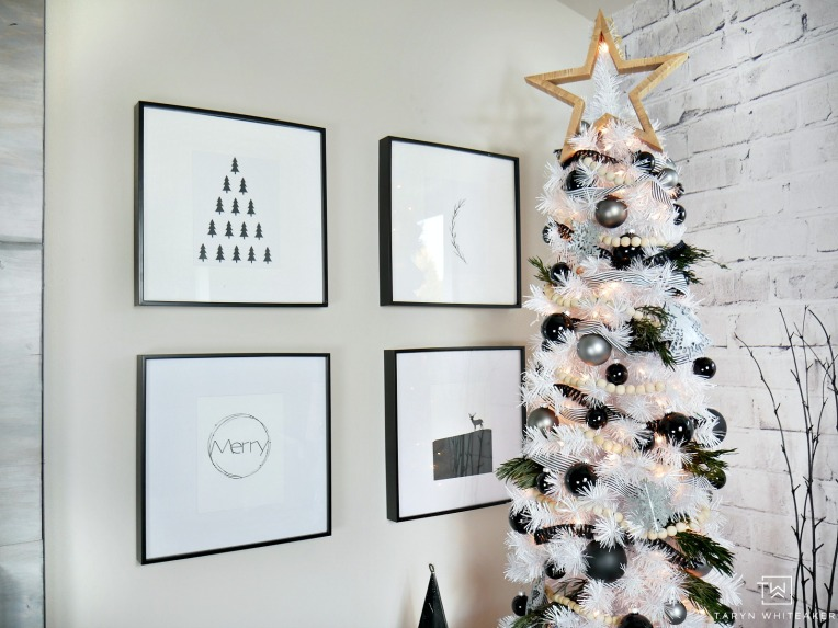 Modern-Black-and-White-Christmas-Tree9