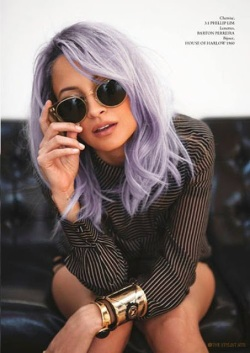 April color of the month: Lavender #purple #color #colorinspiration #designinspiration #hair #fashion