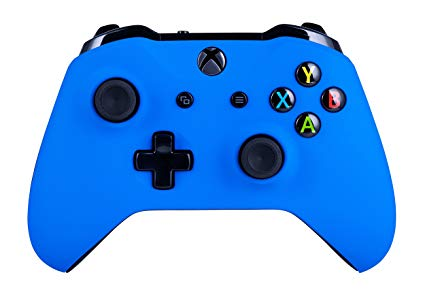 Electric Blue Controller #electricblue #colorofthemonth #blue #colorinspiration #designinspiration #lovestruckdesignhouse