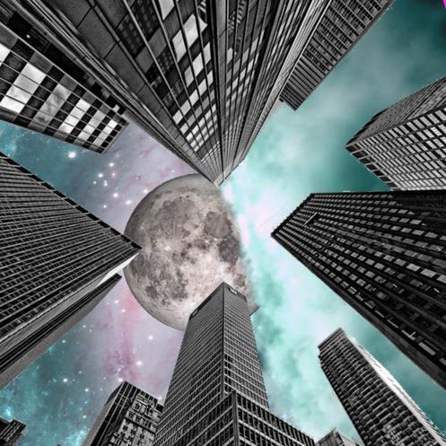 city_night_sky