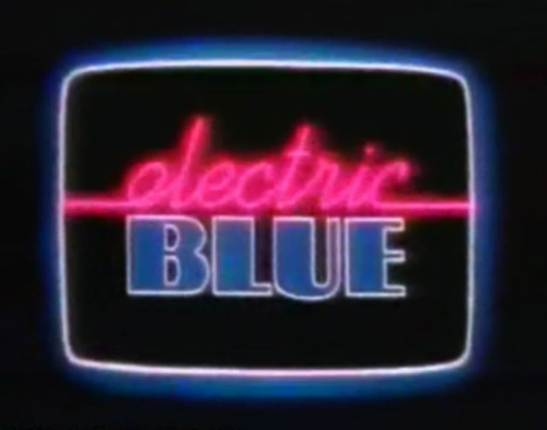 Retro Electric Blue #electricblue #colorofthemonth #blue #colorinspiration #designinspiration #lovestruckdesignhouse
