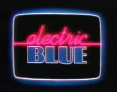 Retro Electric Blue #electricblue #colorofthemonth #blue #colorinspiration #designinspiration #lovestruckdesignhouse