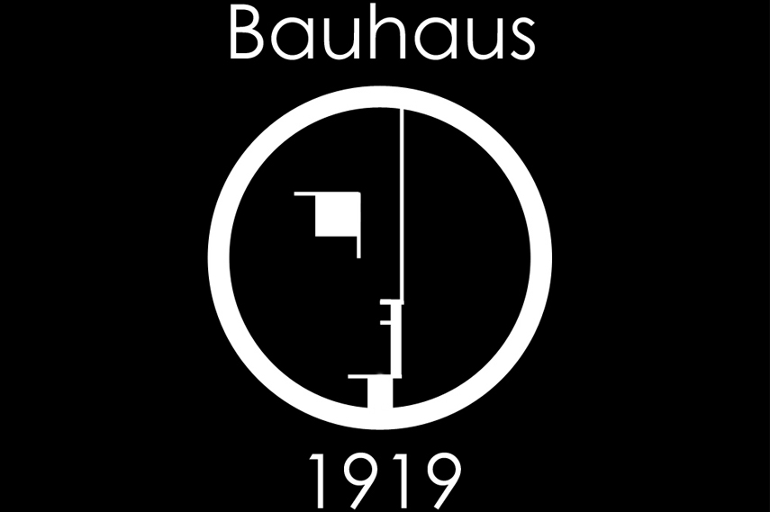 Bauhaus 1919 logo