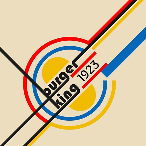 Burger King Bauhaus centenary