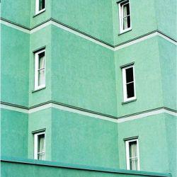 Seafoam Green Building #greenaesthetic #seafoam #pastelgreen