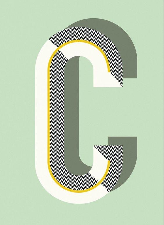 Graphic Design #typography
