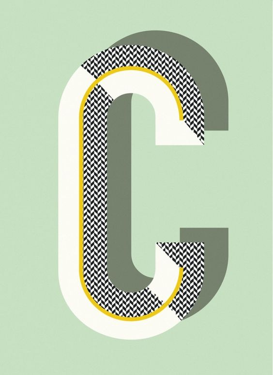 Graphic Design #typography