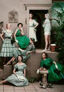 Sea Foam vintage Style shoot #retrofashion #seafoamgreen #greenaesthetic